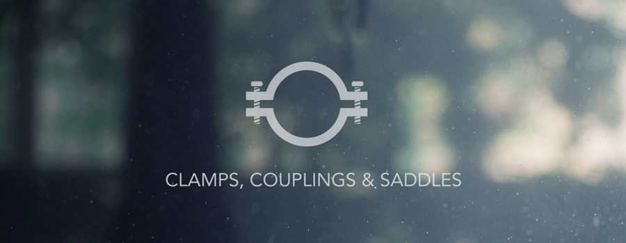 Clamps Couplings and Saddles Header Image