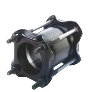 EJP's Bolted Coupling for steel O.D. pipes