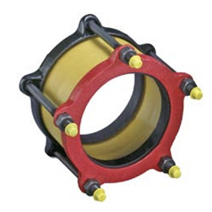 EJP's Ductile Iron Straight Coupling