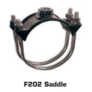 EJP's F202 Double Strap Saddle