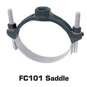 EJP's FC101 Single Band Saddle