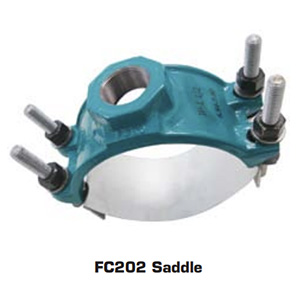 EJP's FC202 Wide Band Saddle