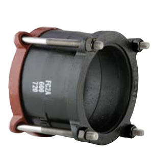 EJP's Ductile Iron Transition Couplings Style FC2A