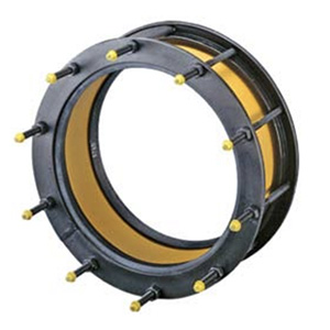 EJP's Large Diameter Ductile Iron Steel Couplings