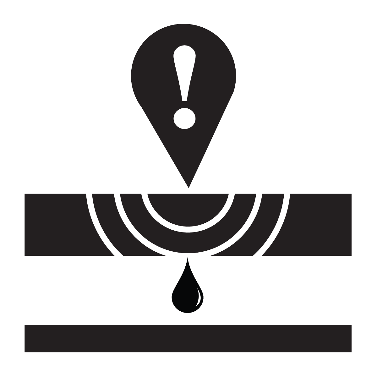 Leak Locating Icon