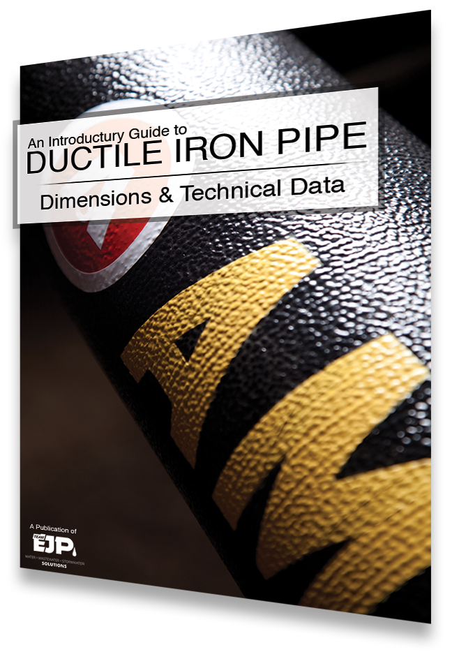 Free Ductile Iron Pipe Dimesions and Technical Data Guide