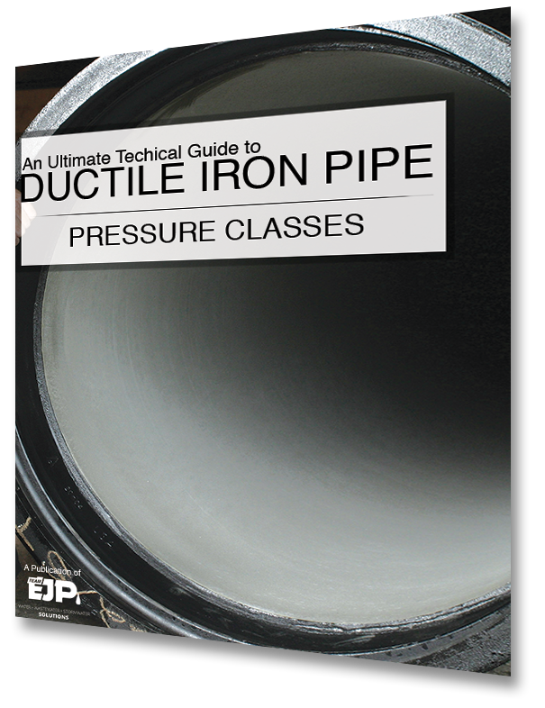 Ductile Iron Pipe Pressure Class Guide