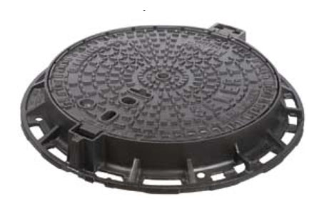 Pamrex Ductile Iron Frame & Cover
