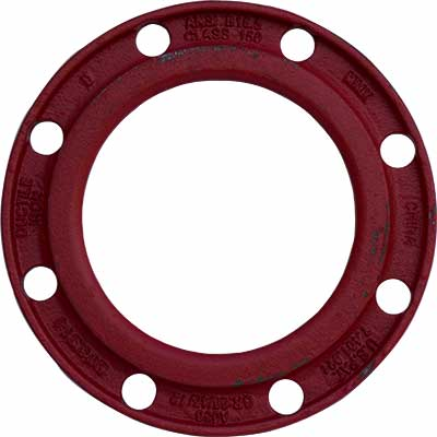 HDPE Backing Ring