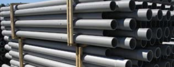 PVC Pipe Products